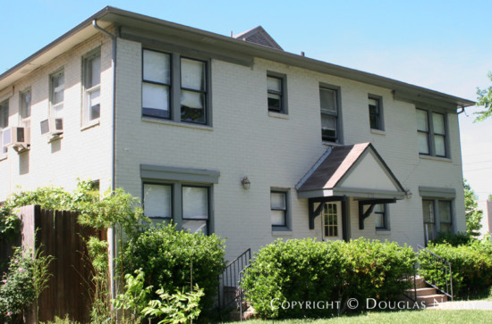 Home in Munger Place - 5211 Worth Street