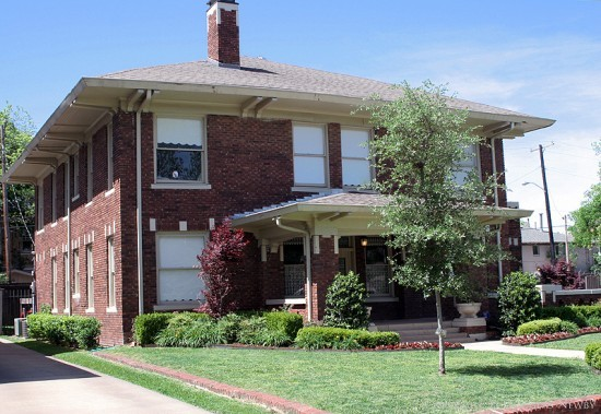 House in Munger Place - 4939 Worth Street