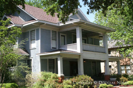 Home in Munger Place - 5123 Worth Street