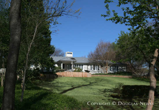 Home in White Rock Lake - 4523 West Lawther Drive