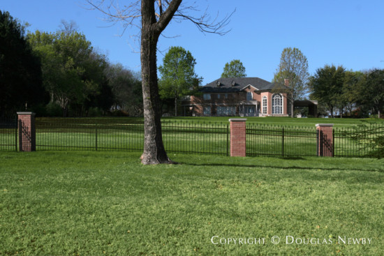 Estate Home in White Rock Lake - 4303 West Lawther Drive