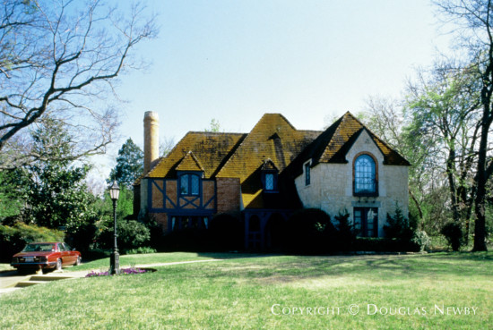 Residence Designed by Architect George N. Marble - 6748 Lakewood Boulevard