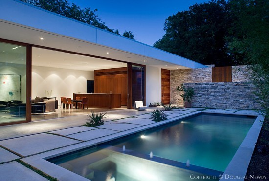 Real Estate Designed by Architect Braxton Werner & Paul Field - 4405 Glenwood Avenue