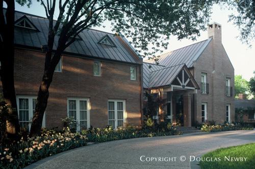 Residence Designed by Architect John Mullen - 3809 Shenandoah Avenue