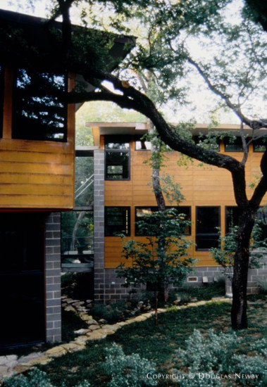 Significant Modern Home Designed by Architect Gary Cunningham - 5400 Surrey Circle