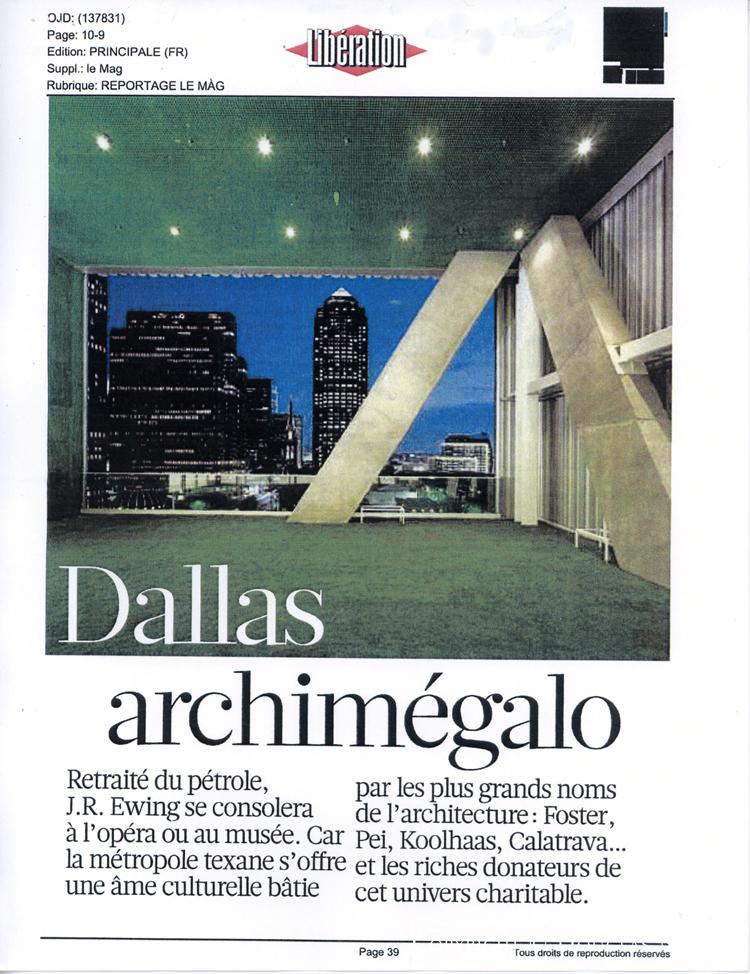 Dallas archimégalo