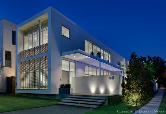 Home Designed by Architect Lionel Morrison - 4430 Abbott Avenue